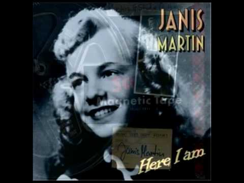 Janis Martin - Let's Elope Baby