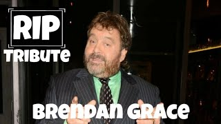 Father Ted star Brendan Grace dies aged 68 (TRIBUTE)