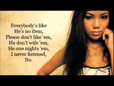 Jhene Aiko Lyrics The Worst Jhené Aiko - The ...