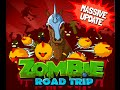 Zombie Road Trip Highest Record 115k Yeah Google Play Game