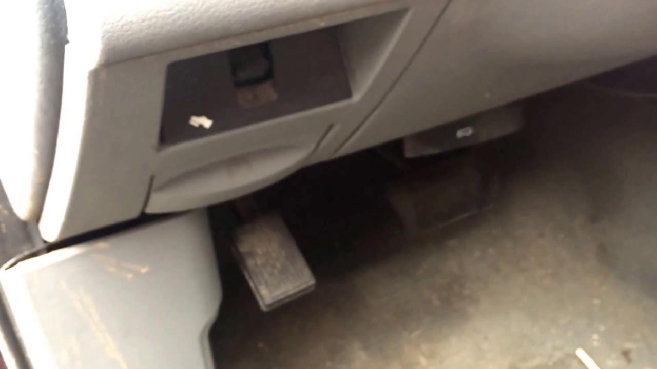 2005 durango interior lights not working