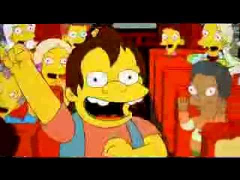 i Simpsons kesha tik tok
