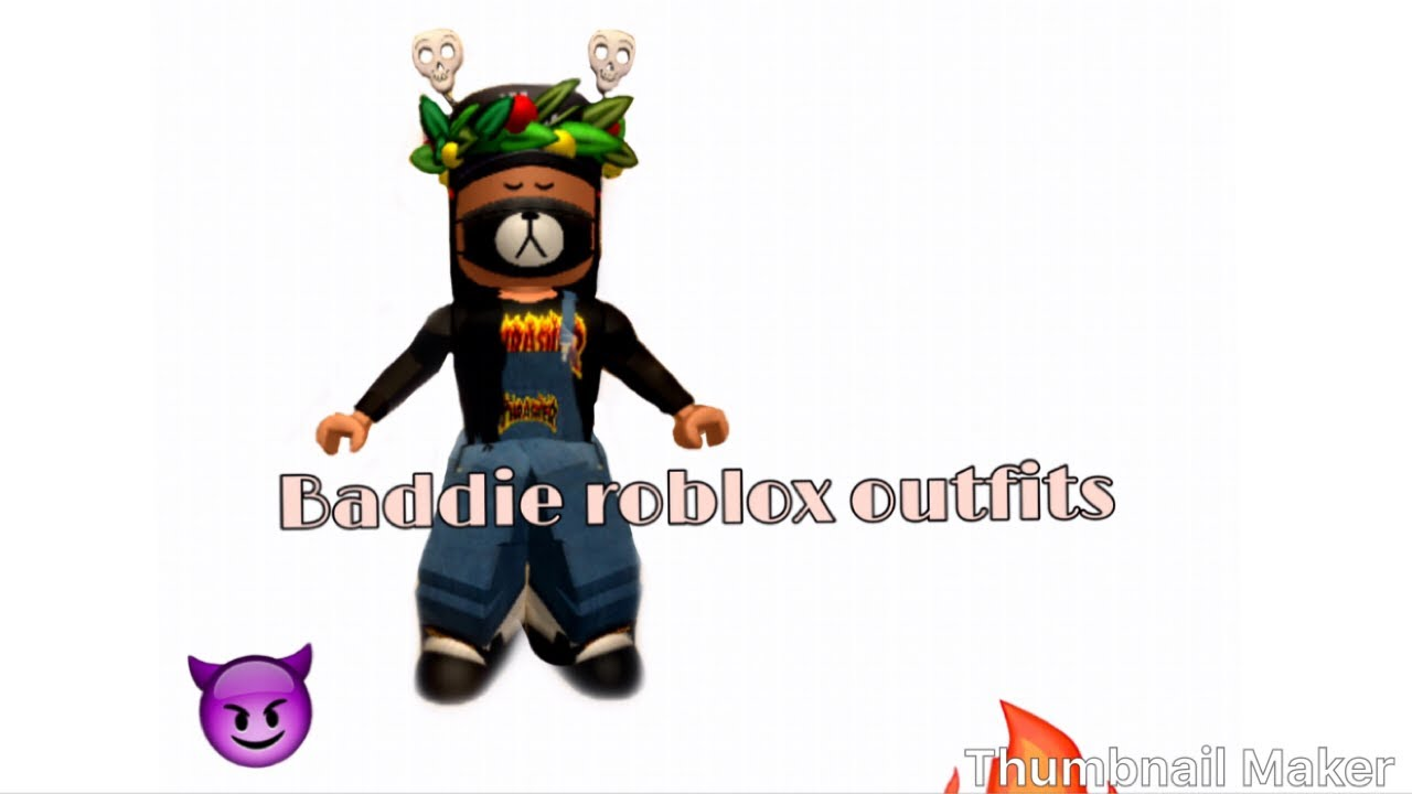 Baddie Roblox Outfits 2019 Youtube