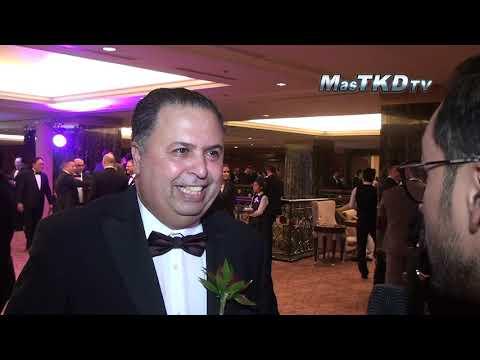 Chakir Chelbat Para-Taekwondo Referee Chairman: