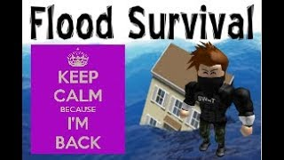 IMM BAAAACCCKK!!! (Roblox Survival Waves)