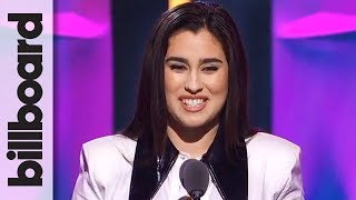 Lauren Jauregui Introduces Executives of the Year Recipients | Women in Music