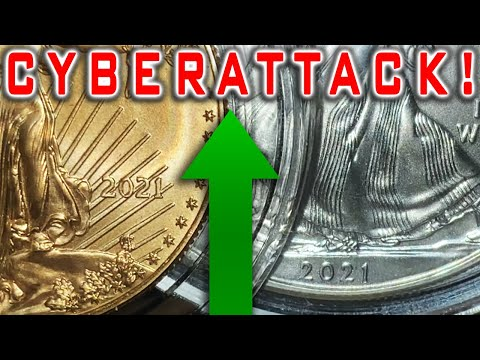 ALERT! This Cyberattack Could Send Gold \u0026 Silver Soaring