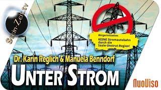Monsterstromtrassen - Fluch oder Segen? - Dr. Karin Reglich & Manuela Benndorf bei SteinZeit