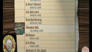 Скачать Guitar Hero 3 PC Custom Song List