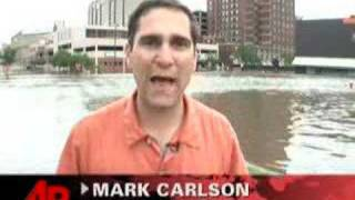 Historic Flooding in Cedar Rapids, Iowa