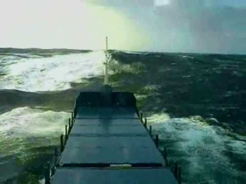 Storm - Bay of Biscay - Tenth wave