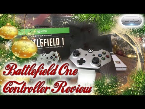 PDP BattleField 1 Controller Review - XBOX ONE PC