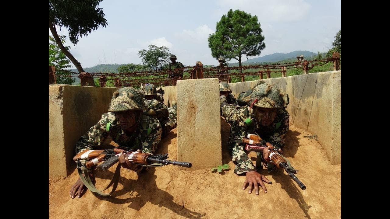 BORDER SECURITY FORCE ACADEMY - TEKANPUR (GWALIOR)