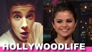 Justin Bieber Cries: Selena Gomez Disses Justin On David Letterman