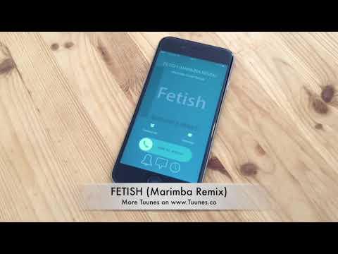 FETISH Ringtone (Selena Gomez feat. Gucci Mane Marimba Remix Ringtone) • For iPhone & Android