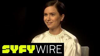 Alien: covenant's katherine waterson on sigourney weaver | syfy wire