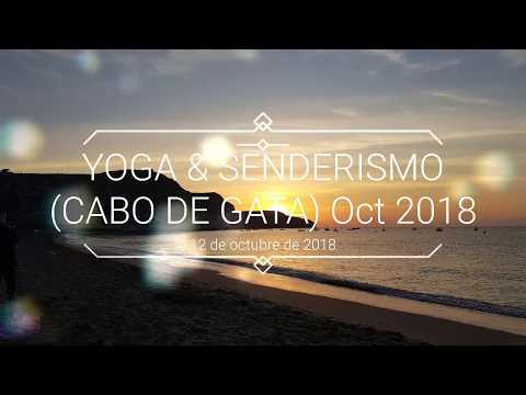 YOGA & SENDERISMO (CABO DE GATA) Oct 2018