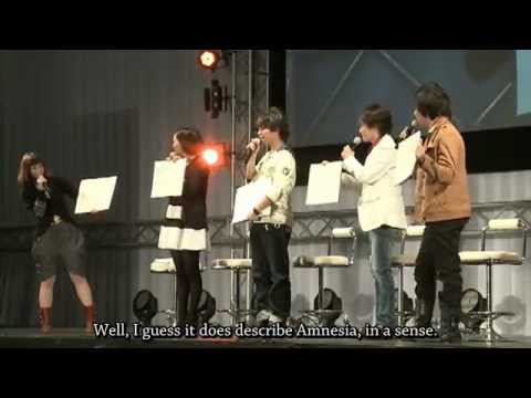 [ACE2013] Amnesia Panel