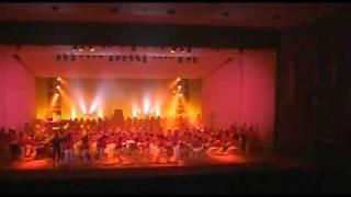 宝島のSAXソロを40人で!:市立柏高校吹奏楽部2008 thumbnail