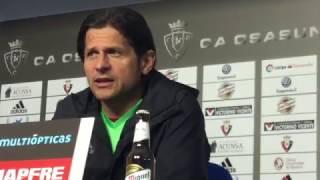 Petar Vasiljevic. Previa Betis-Osasuna