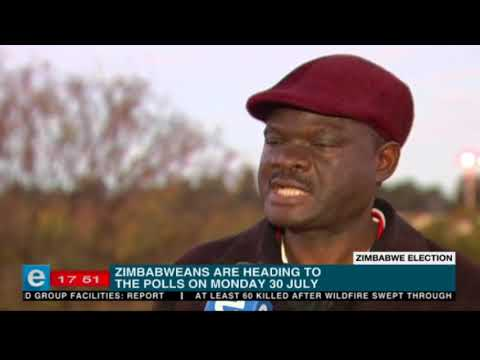 MDC Chairperson speaks to eNCA
