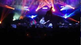 "AURA Music Festival 2013: Perpetual Groove ""Walking in Place~Green Tea"" 2-15-2013"