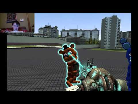 Repeat Gmod FNAF World by Xman 723 - You2Repeat