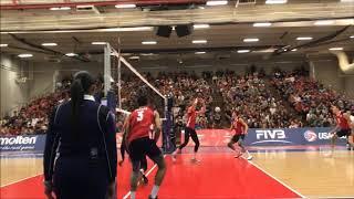 CAN vs. USA 09/30/2017