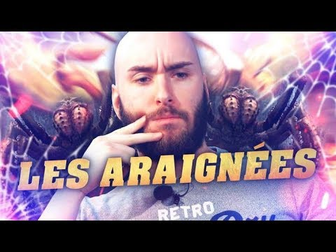 Vidéo d'Alderiate : BEST OF ALDERIATE #4 SKYRIM ET ARAIGNÉES