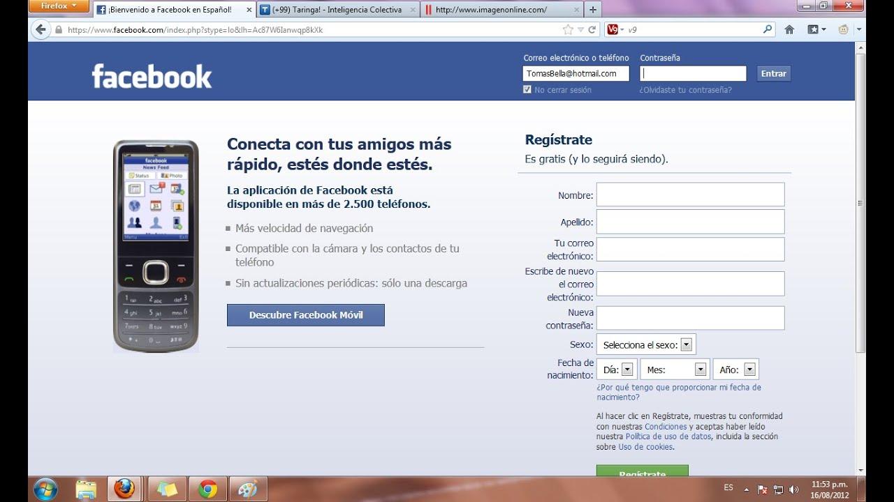 hackear facebook desde el celular sin programas