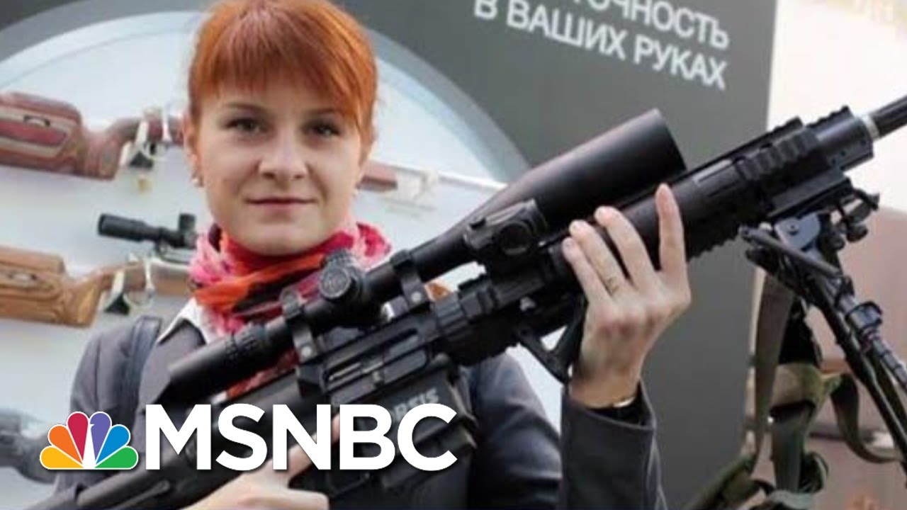 Judge Orders Russian Spy Jailed Ahead Of Trial | Hardball | MSNBC