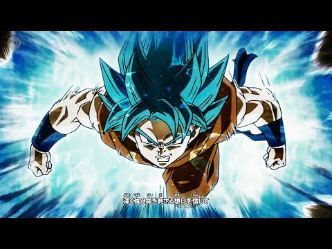 【MAD】DragonBall Super Opening 4 -「ハルカカナタ」[FANMADE] (1/2)