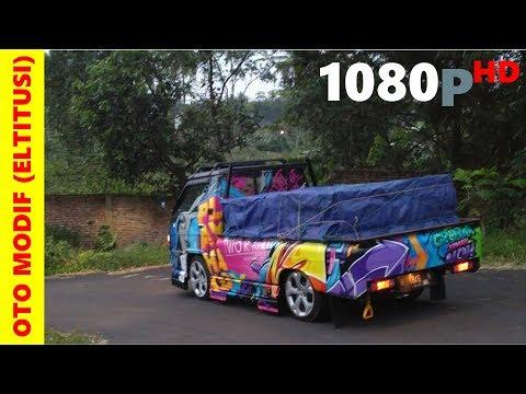 Modifikasi Mobil Pick Up L300 Yudi Bos Telor Kendal ~ Owner @yudi_elbaihaqi