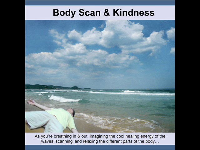 Garden of Mindfulness: Body Scan & Kindness