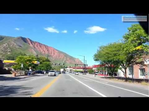 Glenwood Springs, Colorado, USA
