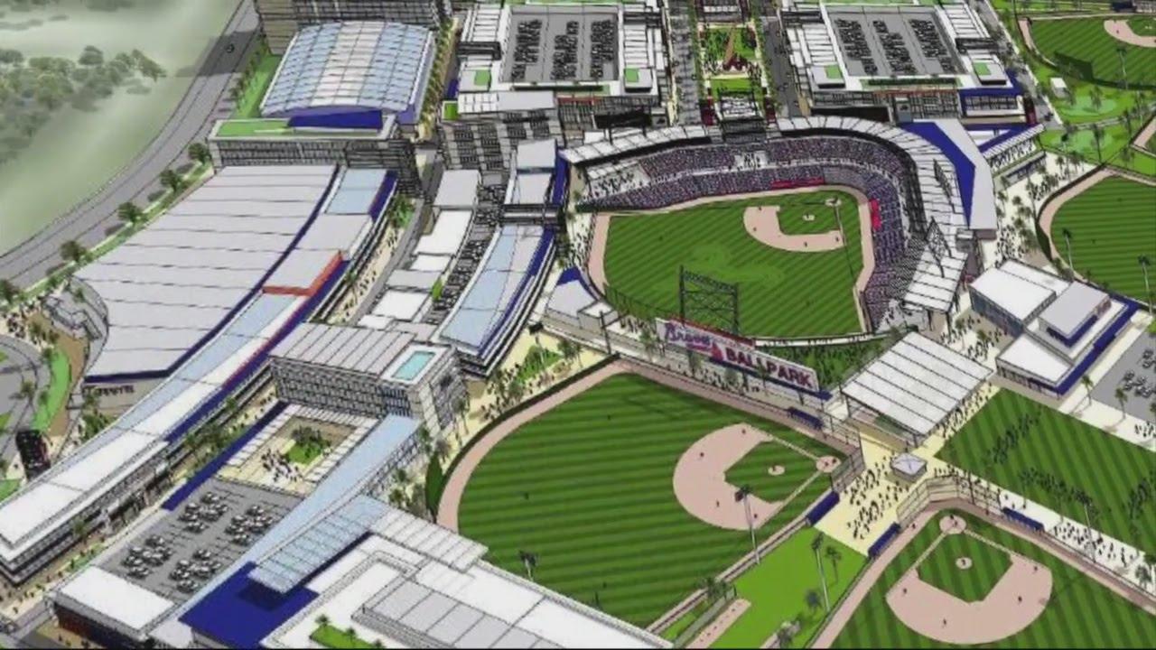 Atlanta Braves Eyeing Toytown Landfill For New Spring Training Home