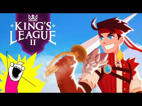 ВЕСЕЛЫЙ ЗАМЕС на АРЕНЕ - ЛИГА КОРОЛЕЙ (Kings League 2)