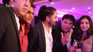 دیدار سلیم شاهین با چهره های مشهور بالیوود