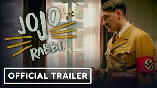 Jojo Rabbit Official Trailer 2 (2019) Taika Waititi, Scarlett Johansson