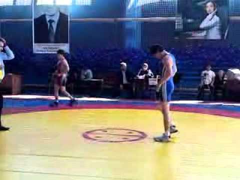 Саламбек Вацаев Мастерский турнир Тверь