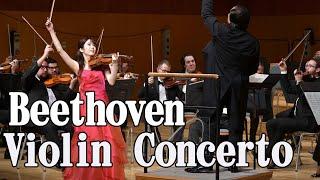 ベートーヴェン ヴァイオリン協奏曲 井崎正浩指揮 ハンガリー ソルノク市立交響楽団 Beethoven Violin Concerto Ddur Op.61