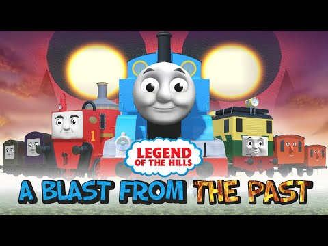 FUN THOMAS THE TRAIN ADVENTURE! | Legend Of The Hills 2