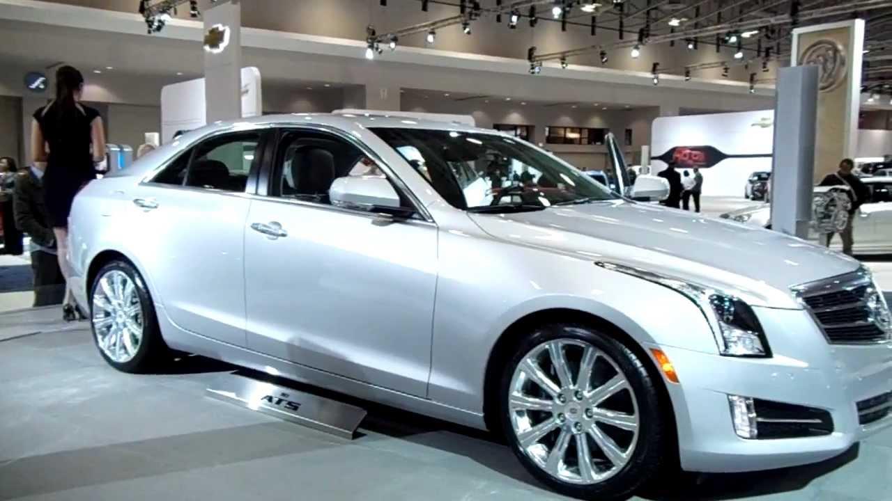 2012 Cadillac ATS - YouTube