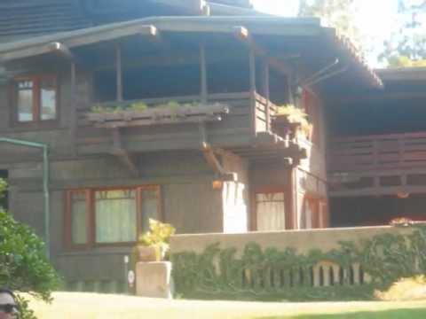 Back to the Future Doc's house (The Gamble house) Pasadena CA 6/26/11