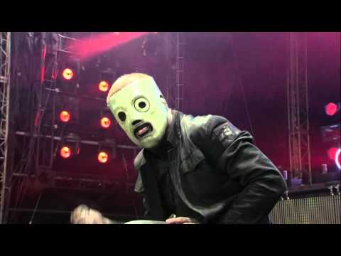 Slipknot - Wait And Bleed live Download Festival HD 2009