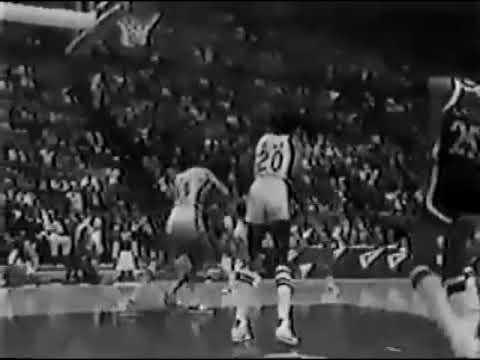 Artis Gilmore vs Pacers 1976