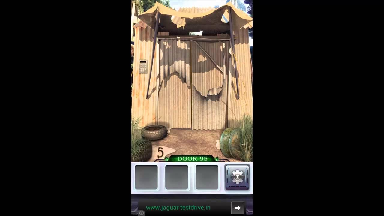 100 Doors 3 Level 95 Walkthrough Youtube