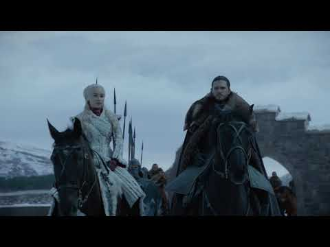 Game of Thrones: Season 8 Soundtrack - The Queen&39;s Arrival EP 01 Opening scene