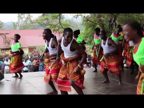 UGANDA.. Kisoga cultural dance