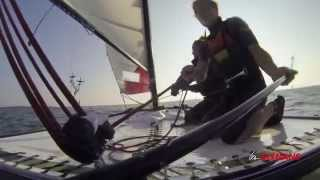 Virement de bord en catamaran - Mini-tuto Les Glénans